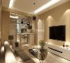 昆山豪庭92平港式风格半包3.5万
