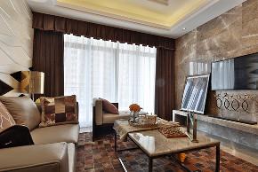 港式 客厅图片来自新浪家居江西站在港式风格家居的分享