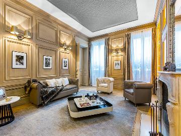 中信墅后现代奢华设计