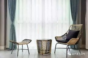 三居 白领 80后 混搭 简约 泥巴公社 阳台图片来自北京泥巴公社官微在132㎡三室改两房,打造温馨小窝的分享