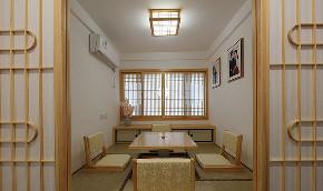 书房图片来自家装大管家在89平北欧日式混搭居 文青的最爱的分享