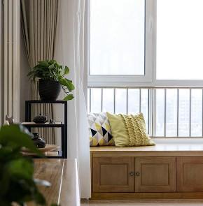 北欧 三居 阳台图片来自优家馆装饰在活力的北欧风——优家馆装饰的分享
