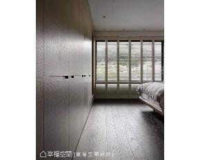 大户型 现代 卧室图片来自幸福空间在185平喧嚣城市中的人文秘境的分享