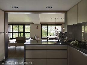 大户型 现代 厨房图片来自幸福空间在185平喧嚣城市中的人文秘境的分享
