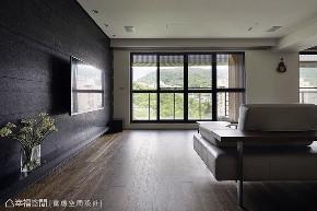 大户型 现代 客厅图片来自幸福空间在185平喧嚣城市中的人文秘境的分享