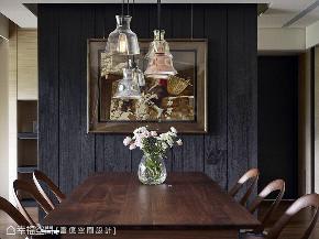 现代 餐厅图片来自幸福空间在185平喧嚣城市中的人文秘境的分享