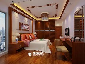 中式 南北通透 施工工地 卧室图片来自广西品匠装饰集团在江川悦城中式风格的分享