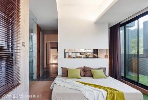 三居 跃层 卧室图片来自幸福空间在139平鱼之乐的分享