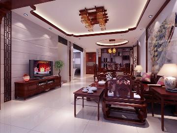 江川悦城中式风格