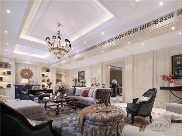 680㎡法式新古典时尚独栋别墅