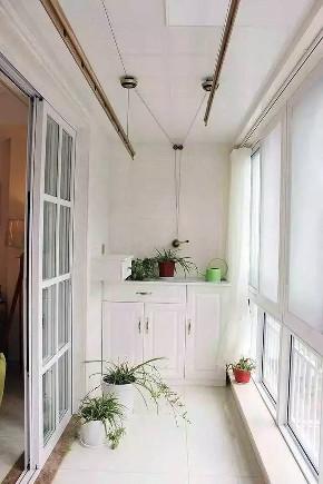 简约 欧式 三居 白领 收纳 80后 小资 家居 装修 阳台图片来自生活家-月昂在上园111㎡简欧风格鉴赏!的分享