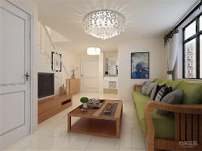 二居 现代 尚佳新苑 客厅图片来自阳光放扉er在力天装饰-尚佳新苑-92㎡的分享