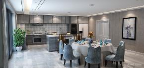 餐厅图片来自高度国际设计小雅在新中式设计风格的分享