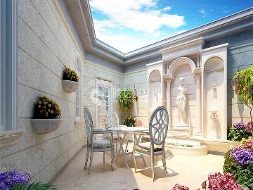 东郊罗兰480平独栋别墅项目装修