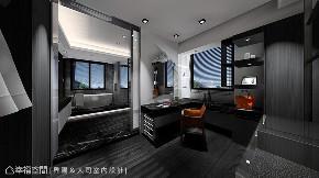 别墅 现代 衣帽间图片来自幸福空间在957平当代奢华的分享