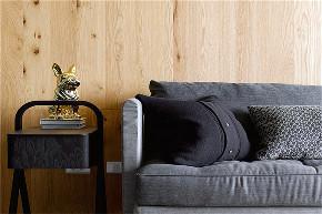港式 三居 大户型 白领 收纳 80后 小资 客厅图片来自高度国际姚吉智在135平米现代港式精致个性范儿的分享