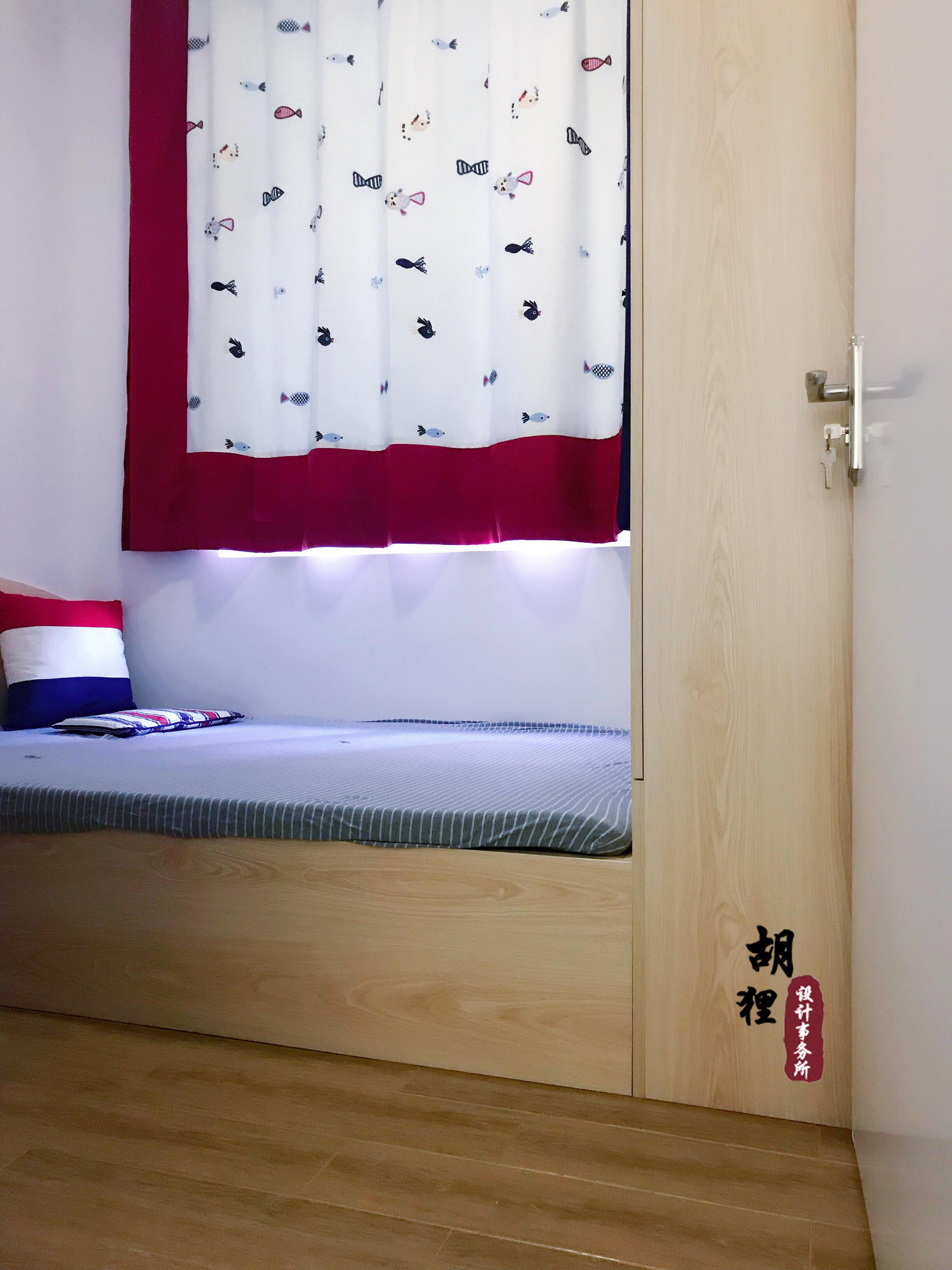 江南风 儿童房图片来自设计师胡狸在此心安处的分享