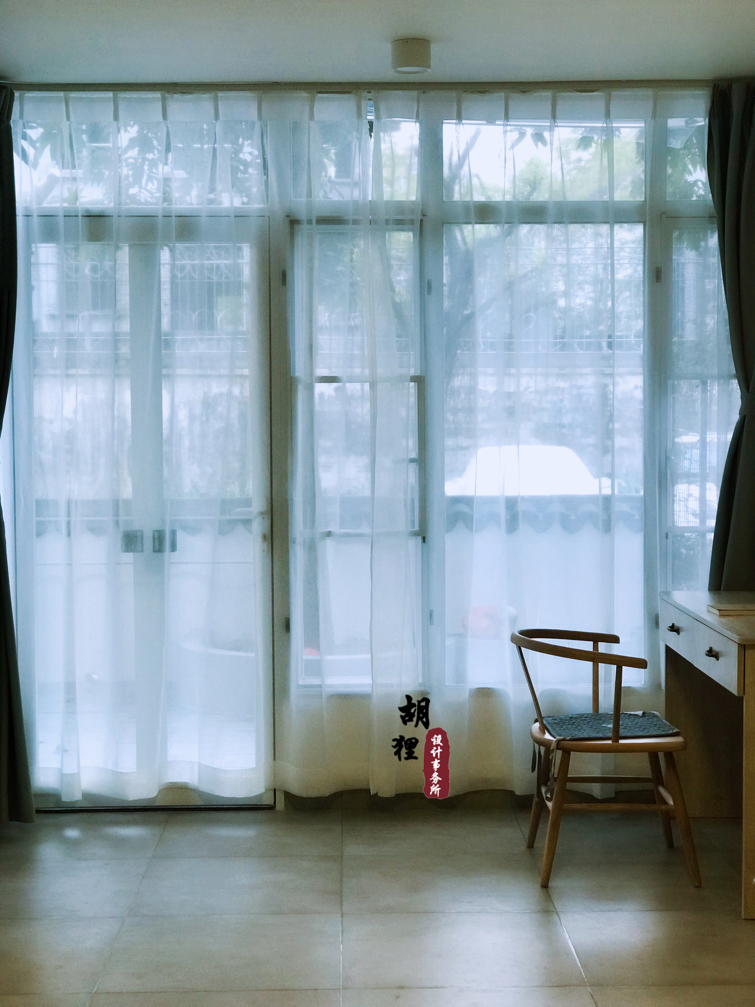 江南风 客厅图片来自设计师胡狸在此心安处的分享