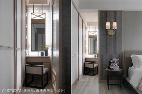 三居 现代 大户型 衣帽间图片来自幸福空间在酒店式公寓质感 231平休闲度假宅的分享