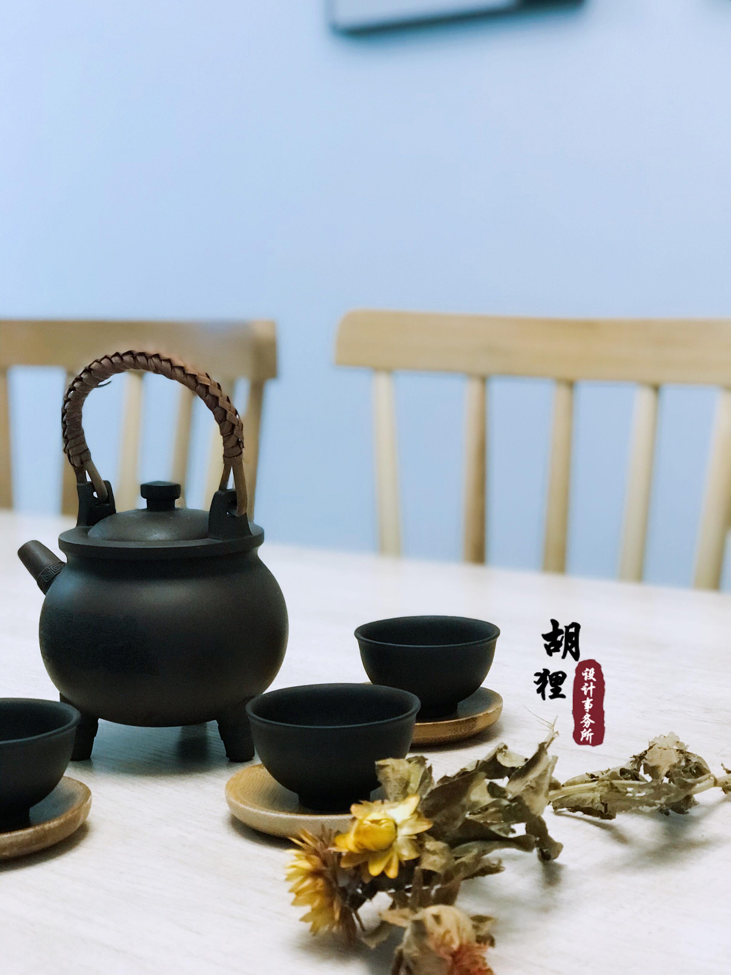 江南风 厨房图片来自设计师胡狸在此心安处的分享