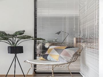 100平米现代简约风格案例欣赏