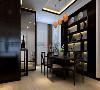 新加坡城200平新中式风格半包7万