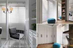 别墅 现代 五居 衣帽间图片来自幸福空间在贴心客制化 330平好感日光别墅的分享