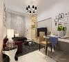 力天装饰-林庭公寓 75平 现代