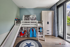 别墅 新古典 卧室图片来自名雕丹迪在纯水岸--新古典主义--600平的分享