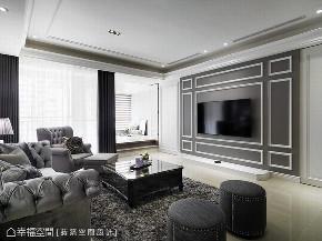 四居 新古典 三代同堂 客厅图片来自幸福空间在河畔听潮 116平三代共享度假美宅的分享