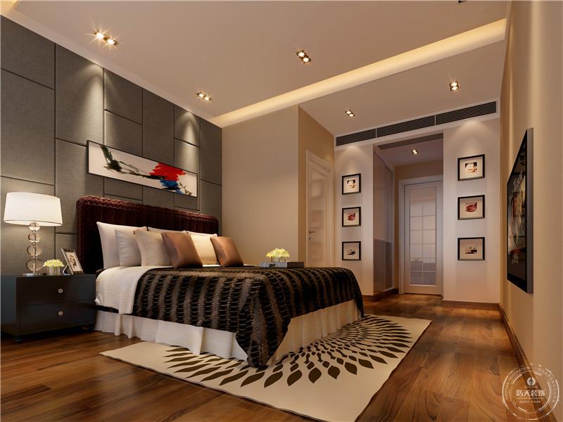简约 三居 卧室图片来自深圳浩天装饰在浩天装饰-金地名峰的分享