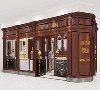 高端卫浴柜弗洛迪展厅设计二