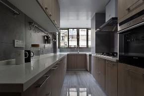 厨房图片来自云行设计-邢芒芒在时光正好 丨 用爱打造的家的分享