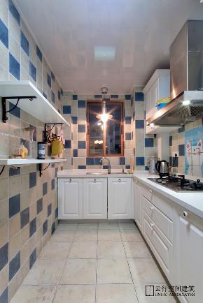 厨房图片来自云行设计-邢芒芒在简生活 丨 花钱最少的家的分享