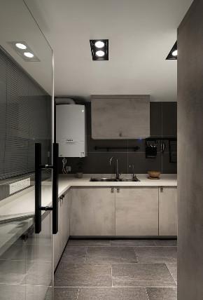 厨房图片来自云行设计-邢芒芒在观悦丨有仪式感的家的分享