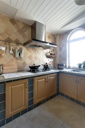 厨房图片来自云行设计-邢芒芒在娴静 丨 历时最久的家的分享
