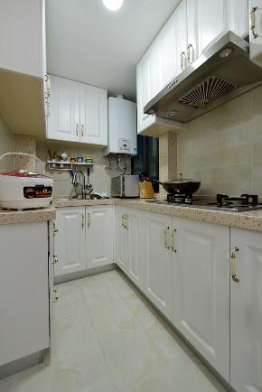 三居 厨房图片来自金煌装饰有限公司在没有吊顶的简欧风格的分享