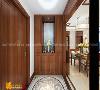 财富中心127平新中式风格装修