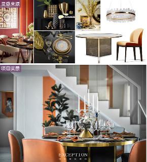 现代风格 软装设计 餐厅 其他图片来自例外软装设计在彼岸流金--河源东江湾软装设计的分享
