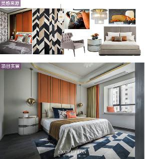 现代风格 软装设计 卧室 其他图片来自例外软装设计在彼岸流金--河源东江湾软装设计的分享
