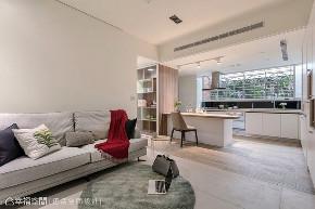 三居 北欧 旧房改造 客厅图片来自幸福空间在老屋化身83平北欧小豪宅的分享