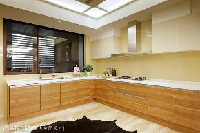 大户型 四房 厨房图片来自幸福空间在优雅气韵 248平古典美大宅的分享