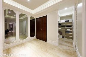 大户型 四房 玄关图片来自幸福空间在优雅气韵 248平古典美大宅的分享