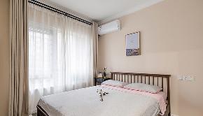 卧室图片来自家装大管家在89平北欧温馨居 治愈系暖暖的家的分享