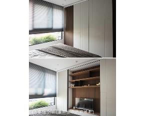 现代 大户型 三居 卧室图片来自幸福空间在最亲近的陪伴 264平温馨亲子住宅的分享