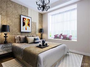 简约 二居 收纳 80后 小资 卧室图片来自阳光力天装饰在力天-中建幸福城80㎡-现代简约的分享