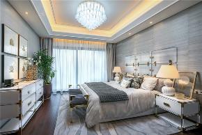 卧室图片来自我是小样在亿润·锦悦汇117平现代简约风格的分享