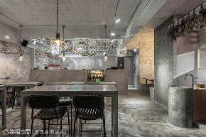 商业空间 混搭 旧房改造 其他图片来自幸福空间在每一隅都是风景165平手作感餐厅的分享