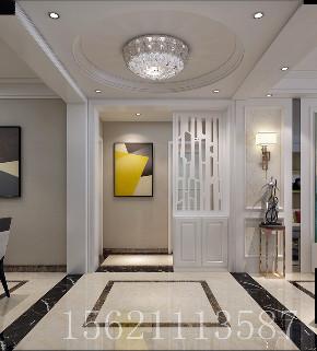 玄关 三居室 海德公馆 玄关图片来自阔达装饰小段在保利海德公馆 现代简约风格的分享