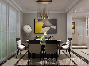 餐厅 三居室 海德公馆 餐厅图片来自阔达装饰小段在保利海德公馆 现代简约风格的分享